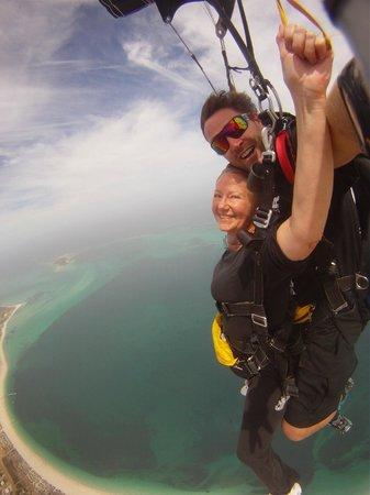 Skydive Jurien Bay Perth: What a blast!