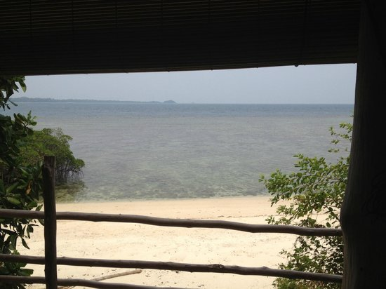 Pulau Pangkil: View from the palaces
