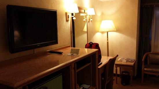 Cosmos Hotel Taipei: room