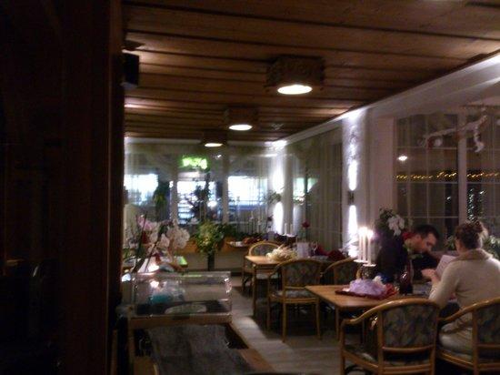 Kandersteg - Chalet-Hotel Adler - Restaurant