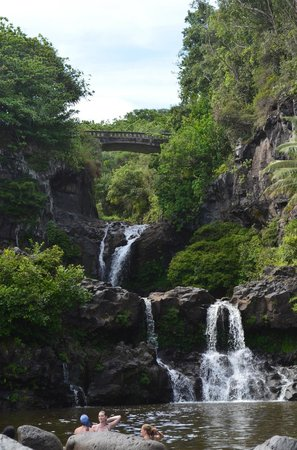 Valley Isle Excursions: waterfalls
