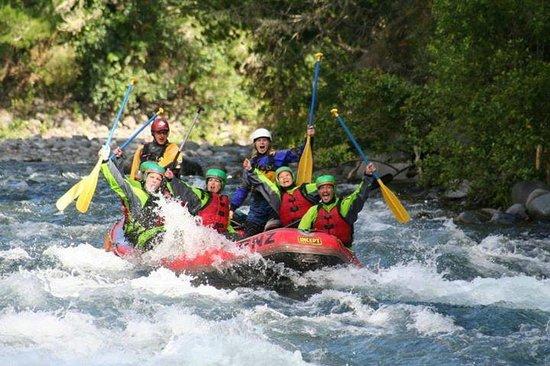 Rafting New Zealand: WoW!