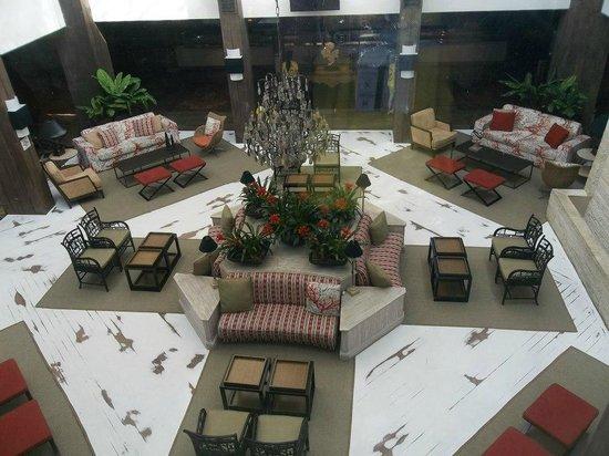 Casa Grande Hotel Resort & Spa : Hall de entrada