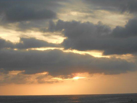 Pueblo Bonito Los Cabos: Veiw of the clouds at (sunrise)