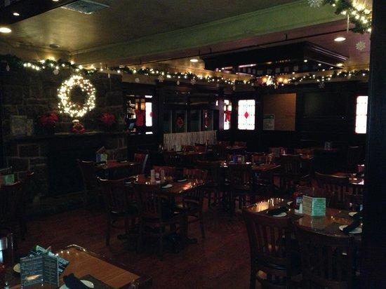Rambler's Rest : Ramblers Rest dining room