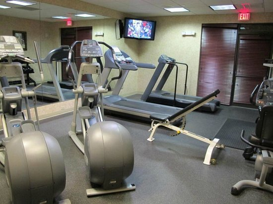 Holiday Inn Express Hotel & Suites Irving North-Las Colinas: fitness center