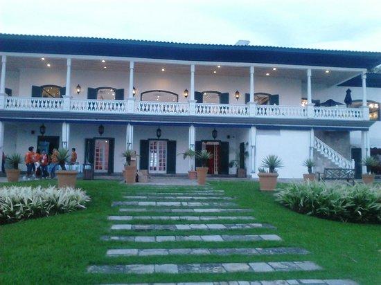 Casa Grande Hotel Resort & Spa : Frente do Hotel