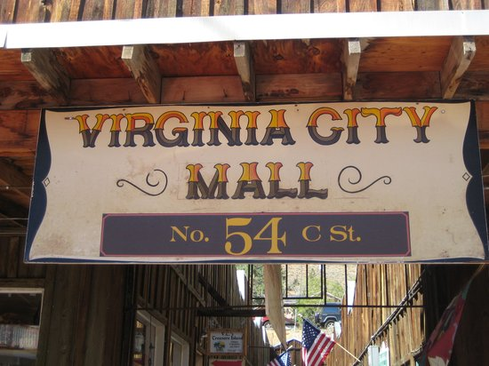 Virginia City Mall