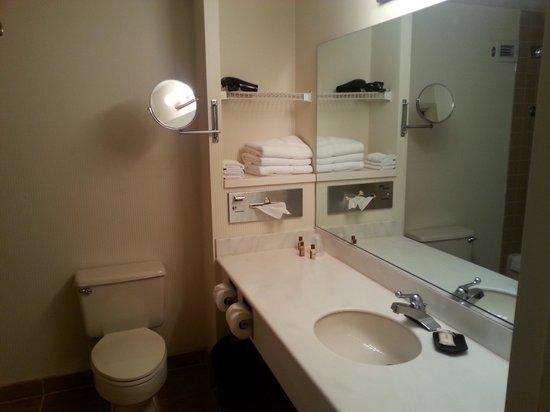Sheraton Eatontown Hotel: Bath