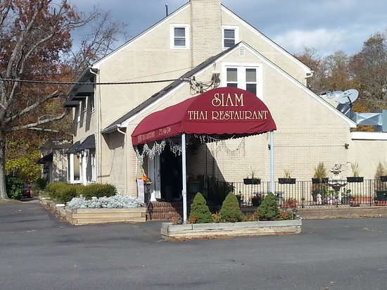 Siam Thai Restaurant: Entry 1