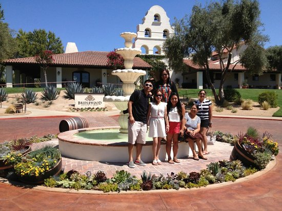 Solvang Taxi and Wine Tours: Bridlewood Estate Winery and Vineyard