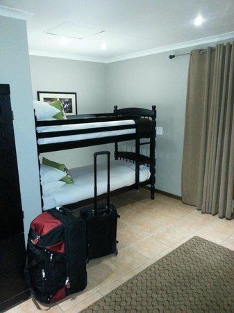 Safari Club : bunks for children