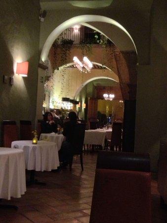 Restaurante Di Vino: The restaurant