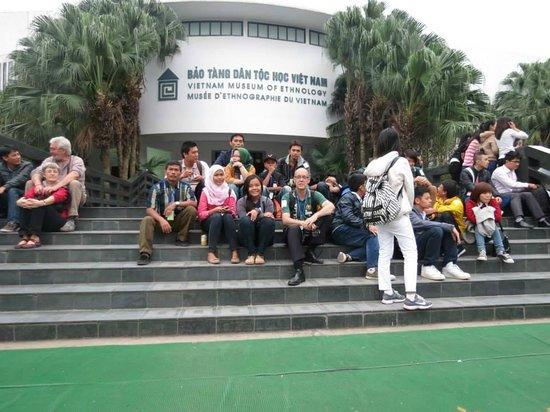 Sen Hotel : Vietnam museum of ethnology nearly Senhotel