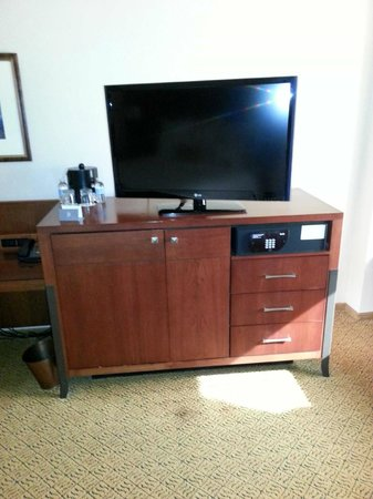 JW Marriott Houston: Room 1502