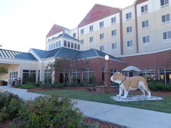 Hilton Garden Inn Starkville: Exterior