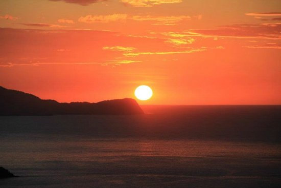 Occidental Papagayo - Adults only: small trip up hill to see sun set