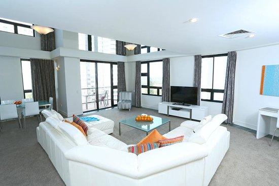 Neptune Resort: 2 Bedroom Penthouse view