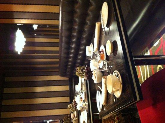 Flemings Mayfair: The restaurant
