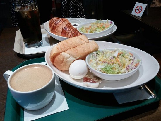 Sotetsu Fresa Inn Nihombashi-Kayabacho : Breakfast option A &  B
