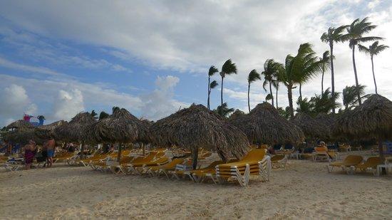 Iberostar Punta Cana: beach view
