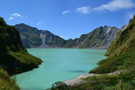Botolan, Filippinerne: Mount Pinatubo Crater Lake