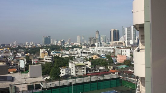 Oaks Bangkok Sathorn: View