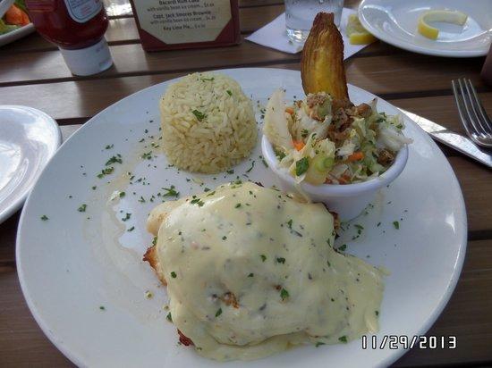 Rumba Island Bar & Grill: Ocho Rios Grouper