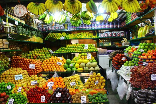 Real City Tours Exotic Fruits Tour