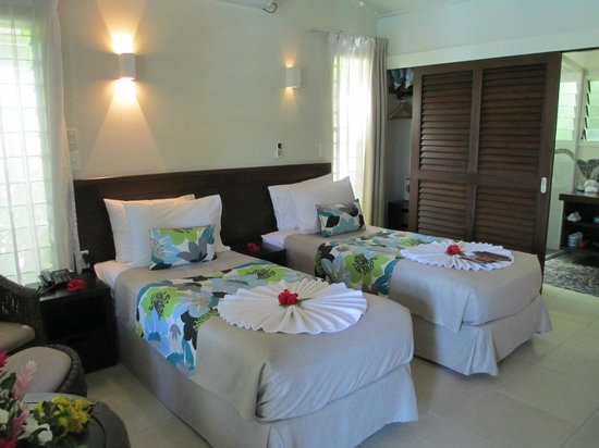 Seabreeze Resort : Our lovely room