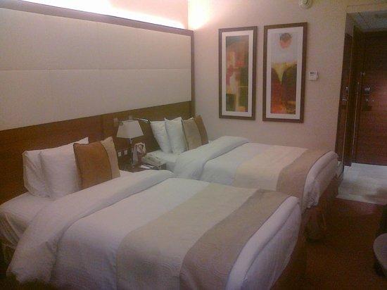 Crowne Plaza Hotel Amman : My room