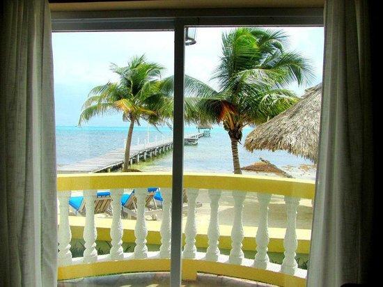 Pelican Reef Villas Resort: Room View from Master