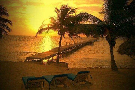 Pelican Reef Villas Resort : Pelcian Reef Beach Vew
