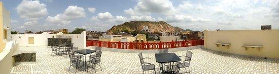 Khatu Haveli: Terrance View