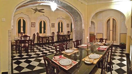 Khatu Haveli: Heritage Dinning Hall