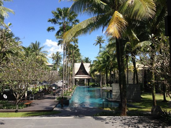 Twinpalms Phuket: Hotel Pool