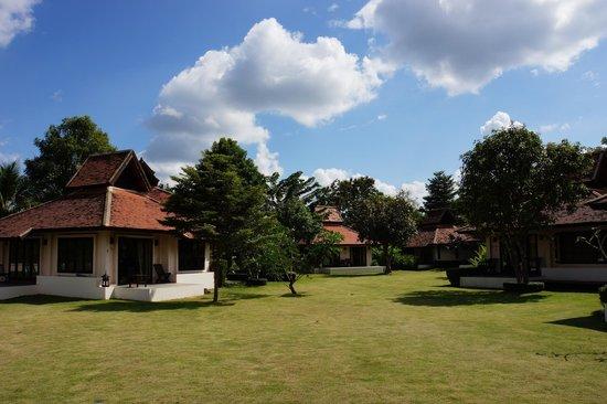 Lanna Boutique Village: Garden