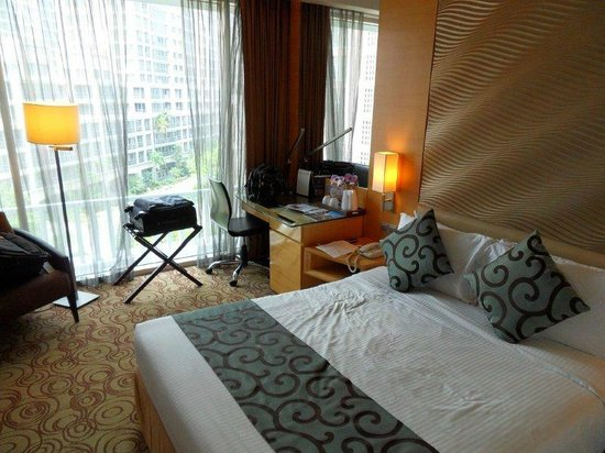 Park Hotel Clarke Quay: Bright rooms