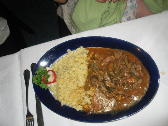 Petho Restaurant: various meals