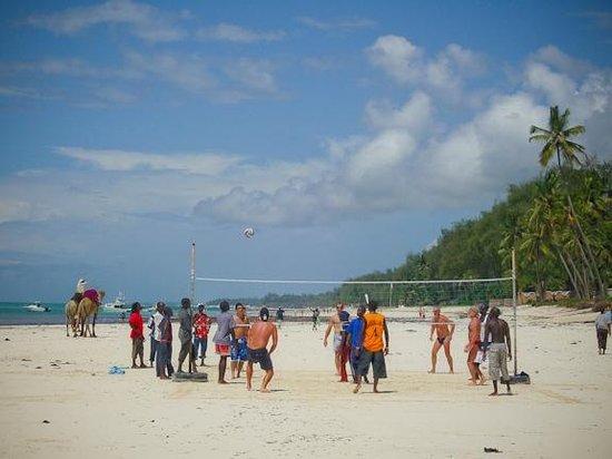 Diani Sea Resort: Beach Volleball Game