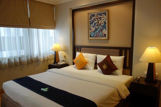 The Key Bangkok Hotel by Compass Hospitality: Gold Key Superior Room