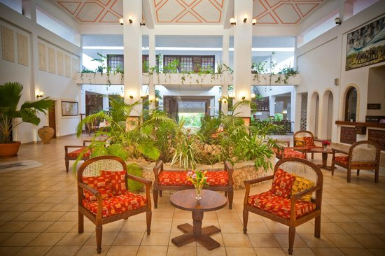 Diani Sea Resort: Reception Hall