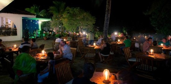 Diani Sea Resort: Barbeque
