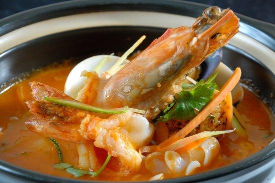 Circle Restaurant : Seafood Saturdays