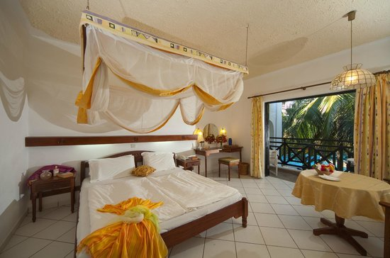 Diani Sea Resort: Superior Room