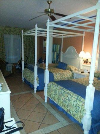 Grand Bahia Principe Bavaro : Habitacion
