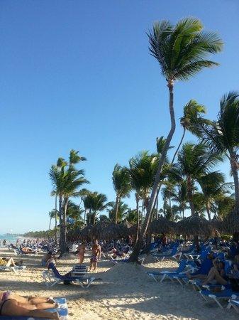 Grand Bahia Principe Bavaro : Playa