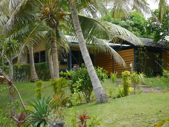 Aore Island Resort : Tropical paradise