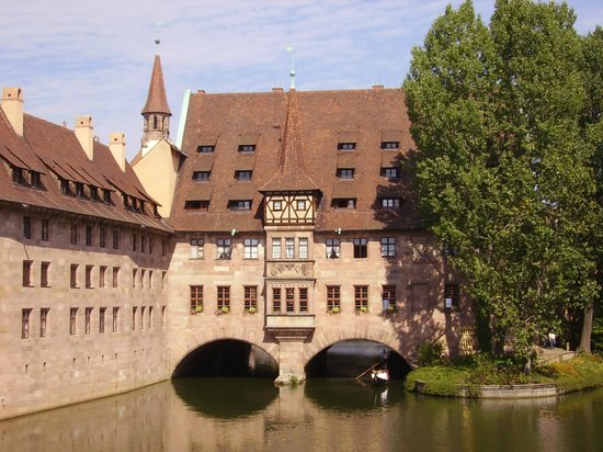Nuremberg Tours in English: Holy Ghost Hospital