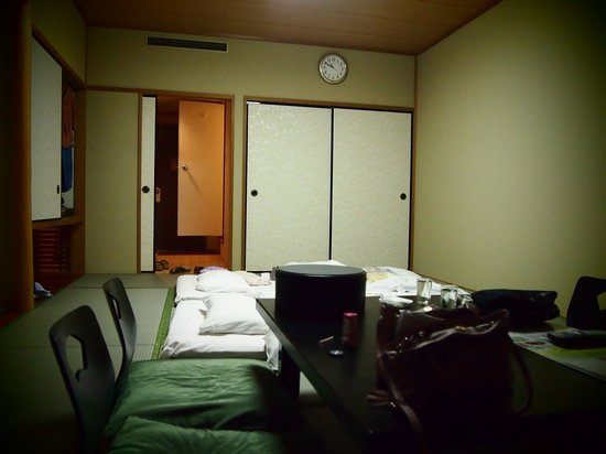 Yatsugatake Royal Hotel: Room view 3